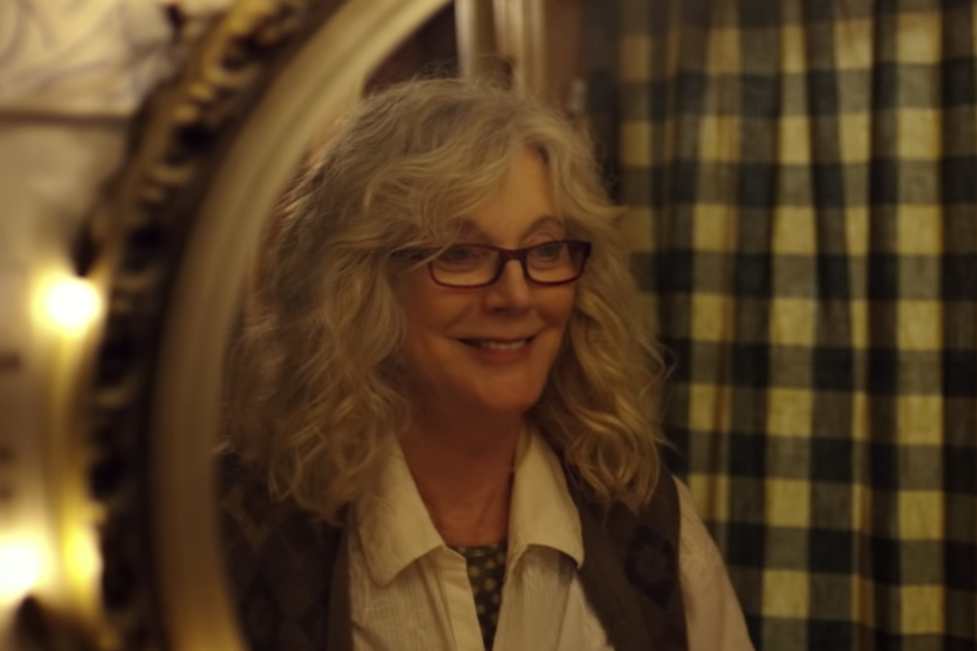 Blythe Danner in The Tomorrow Man